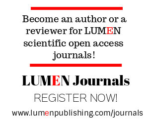Become an author or reviewer of LUMEN Journals