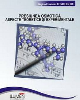Publish your work with LUMEN CONDURACHE Presiunea osmotica