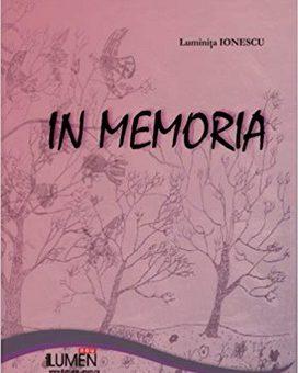 Publish your work with LUMEN IONESCU In memoria