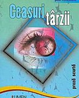 Publish your work with LUMEN MIHALACHE Ceasuri tarzii