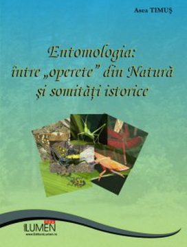 Publish your work with LUMEN TIMUS Entomologia