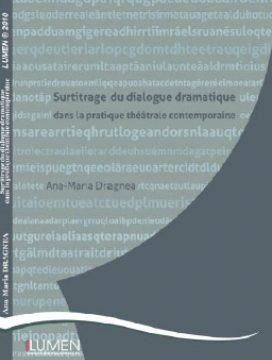 Publish your work with LUMEN 36 Dragnea
