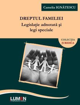 Publish your work with LUMEN dreptul familiei