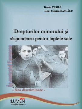 Publish your work with LUMEN drepturile minorului