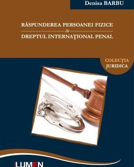 Publish your work with LUMEN raspunderea