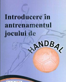 Publish your work with LUMEN ABALASEI Handbal