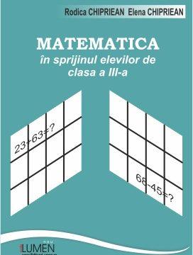 Publish your work with LUMEN CHIPRIEAN Matematica