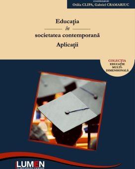 Publish your work with LUMEN CLIPA Educatia in societatea