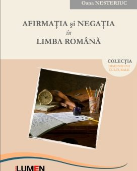 Publish your work with LUMEN NESTERIUC Afirmatia si negatia