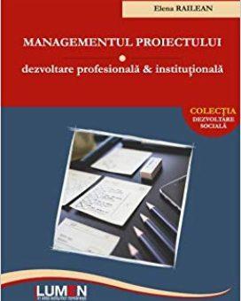 Publish your work with LUMEN RAILEAN Managementul