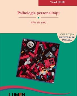Publish your work with LUMEN ROBU Psihologia