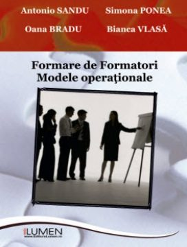 Publish your work with LUMEN SANDU Formare formatori