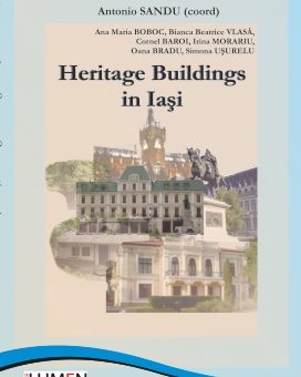 Publish your work with LUMEN SANDU Heritage buildings