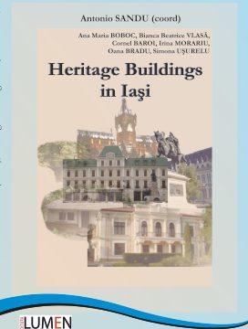 Publish your work with LUMEN SANDU Heritage buildings