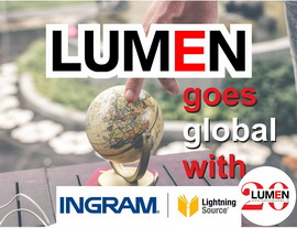 Publish your work with LUMEN site LUMEN goes global