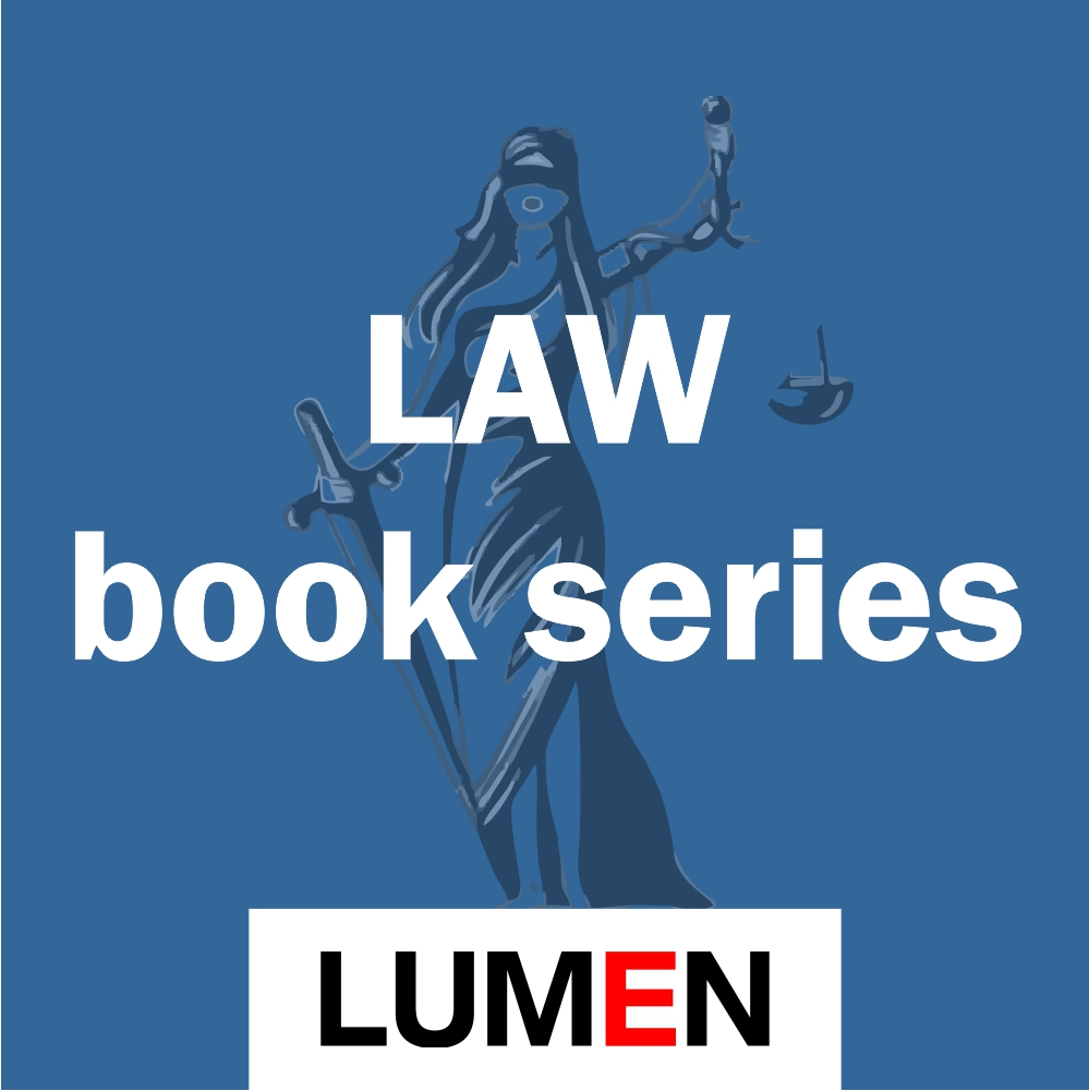 Publish your work with LUMEN Colectia Law