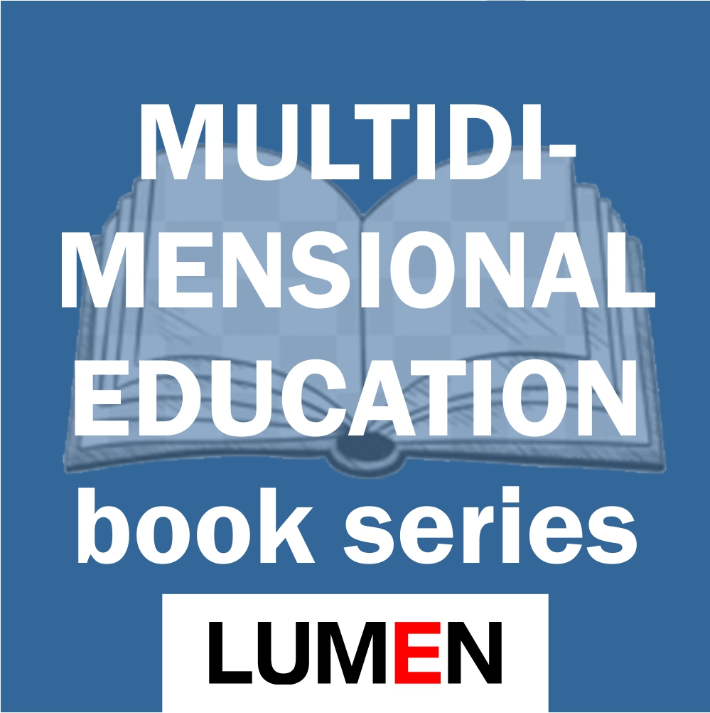Publish your work with LUMEN Colectia Multidimensional educationa