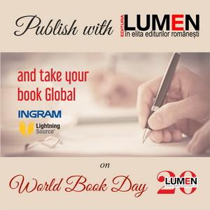 Publish your work with LUMEN WBD INTERNATIONAL WP