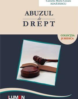 Publish your work with LUMEN Ignatescu Abuzul WP