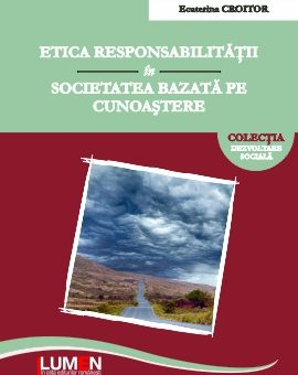 Publish your work with LUMEN C1 COVER Eticaresponsabilitatii CROITOR B5 ISBN scalat