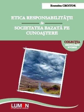Publish your work with LUMEN C1 COVER Eticaresponsabilitatii CROITOR B5 ISBN scalat