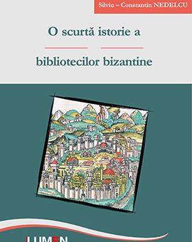 Publish your work with LUMEN O scurta istorie NEDELCU Coperta 1