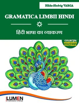 Publish your work with LUMEN Csmall Gramatica limbii hindi VARGA 2021 B5