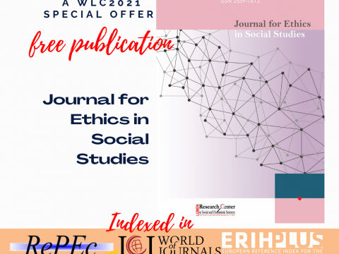 Publish your work with LUMEN JESS WLC2021LUMEN journals